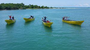 Capiro y Jerico Boats