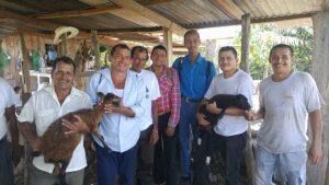 San Juan de Camalote Community