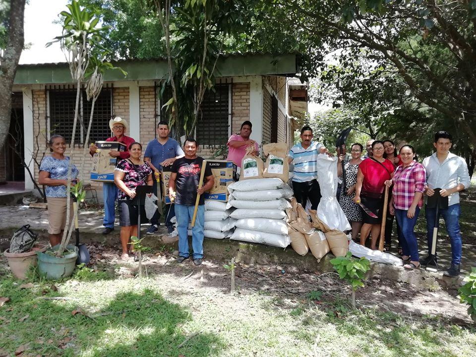 Se comienza un proyecto de aguacate en Ocotepeque