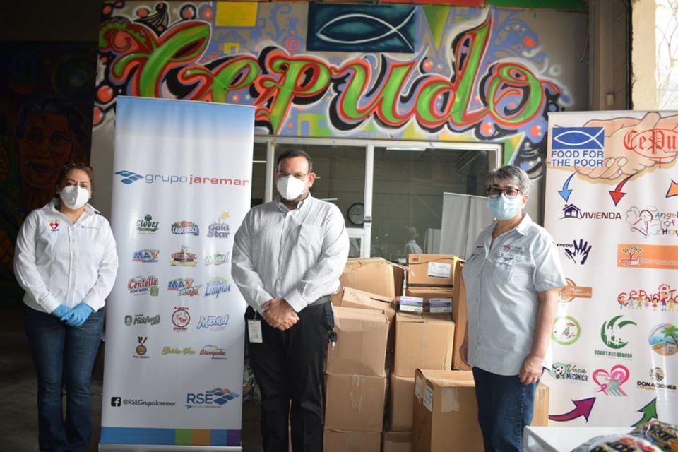 Donación al Hospital Leonardo Martínez y Hospital Mario Catarino Rivas