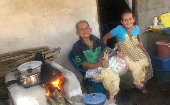 Donación de 10,000 gallinas gracias a la solidaridad de INAVIH