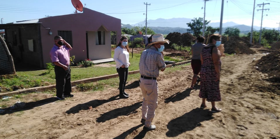 Our mental health managers promoting development in Ilama, Santa Bárbara